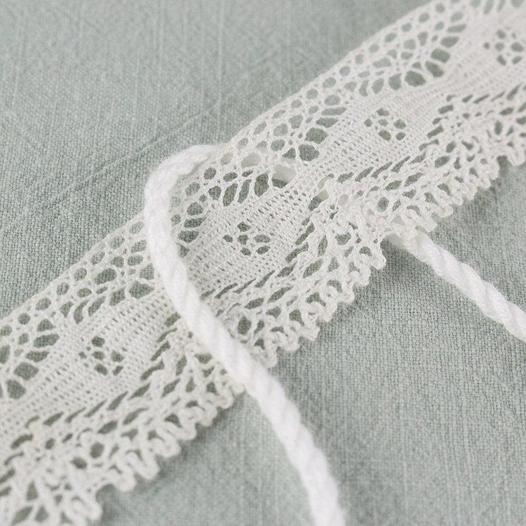 Crochet Lace Trim Cotton Lace Materials Crochet Edging For Crochet
